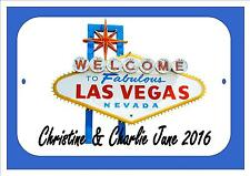 Las Vegas Sign  Personalised Las Vegas Sign Fabulous Las Vegas Repro Sign