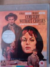 CEMETERY WITHOUT CROSSES  BLU-RAY & DVD COMBO ORIGINAL NEW REGIONS A/B /1/2