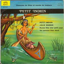 """FRANCOIS CHARPIN """"PETIT INDIEN"""" 70'S EP MIRLITON 4503, OKLEY !"""