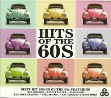 HITS OF THE 60s - 3 CD BOX SET - CATHY'S CLOWN, APACHE, STRAWBERRY FAIR & MORE