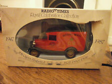Lledo Days Gone 1934 Model A Ford Van with Royal Mail decals Royal Celebration