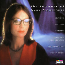 The Romance of Nana Mouskouri New CD