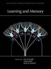 Learning and Memory by Cold Spring Harbor Laboratory Press (Hardback, 2015)