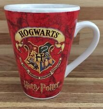 WARNER BROS - HARRY POTTER - HOGWARTS -  Ceramic Mug Cup - CHURCHILL - VGC