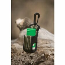 Fishpond Dry Shake Fly Fishing Bottle Holder Green Logo