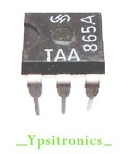TAA865A INTEGRATED CIRCUIT OPERATION APPLIFIER DIP 6 SIEMENS - NEW