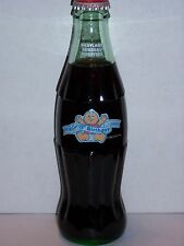 8 OZ COCA COLA COMMEMORATIVE BOTTLE - 1993 BABY LAND GENERAL 15TH BIRTHDAY