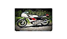 1975 Norton Commando John Player Bike Motorcycle A4 Photo Poster