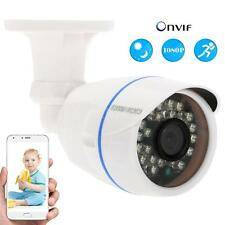 HD 2MP 1080P IP Camera Onvif Outdoor Security CCTV Waterproof IR Cut Night P2P