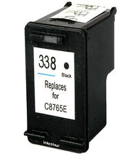 Non-OEM Replace For HP 338 Psc 2355p 2355v Black Ink Cartridge