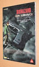 Resident evil Biohazard Gun Survivor Japanisch Guide lösungsbuch 21x15cm/127Seit