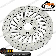 "11.5"" Front Harley Brake Disc Rotor Softail FLST Heritage / FXSTC Custom 5 Hole"