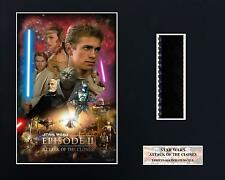 Star Wars Attack of the Clones   8 x 10 film cells