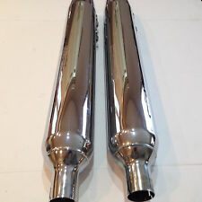 HARLEY DAVIDSON 2014 LIMITED MOTORCYCLE EXHAUST MUFFLERS (65846-10A)