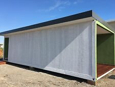 Transportable modular/container home/house/office/cabin/granny flat, 43 sqm