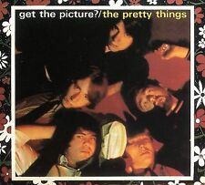 Get the Picture? [Digipak] by The Pretty Things (CD, Feb-2005, Snapper)