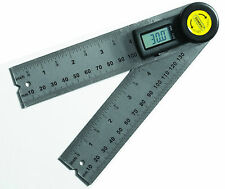 """5"""" Digital Angle Finder Rule,Stainless LCD,Angle ruler,General #822"""
