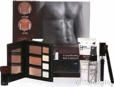 IT Cosmetics Abs in a Box Tummy Slimming & Sculpting Bronzers FOR MEN  Makeup