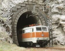 TUNNEL PORTALS suit ELECTRIC - HO SCALE by BUSCH #7026