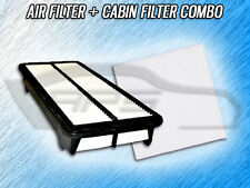 AIR FILTER CABIN FILTER COMBO FOR 2005 2006 2007 HONDA ACCORD - 3.0L HYBRID ONLY