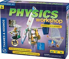 THAMES and KOSMOS 625412 DIY EDUCATIONAL SCIENCE TOY AGES 8+