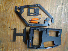 X-CELL 46 FRONT FRAME RADIO/BATTERY/SERVO MOUNTING