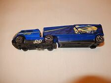 2002 Trucking Transporter Mattel Hot Wheels HW02 Transporter C0628/M8753