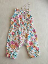 Baby Girls Clothes - Newborn Jumpsuit Outfit - New - We Combine Postage