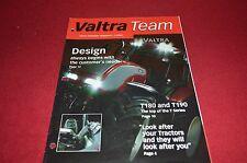 Valtra Tractor Valtra Team Customer Magazine 1/2003 Dealer's Brochure DCPA2