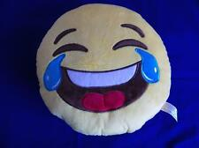 TEARS OF JOY EMOJI PLUSH CUSHION