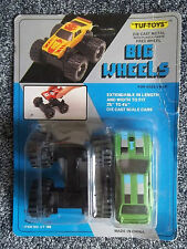 Tuf-Toys Audi 1:60 Big Wheels Blister Pack Sealed Carded Mint Tuf Toys
