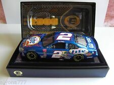 ELITE 2000 Rusty Wallace #2 MILLER / HARLEY-DAVIDSON NASCAR Diecast 1/24 ACTION