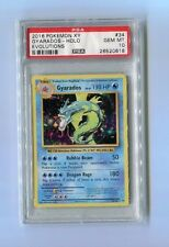 Pokemon PSA 10 GEM MINT GYARADOS 34/108 RARE HOLO - XY Evolutions
