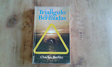 Usado - EL TRIANGULO DE LAS BERMUDAS - Charles Berlitz-  Item For Collectors -