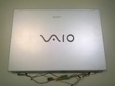 "Display/Schemo Completo15,4"" per Notebook Sony Vaio VGN-FZ21E model PCG-392M"