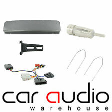 Ford Fiesta 1995-2001 Car Stereo S/Din Fascia & Steering Wheel Interface CTKFD20