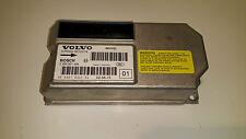 VOLVO S60 S80 V70 AIRBAG SENSOR CONTROL MODULE 8651523 / 0285001456