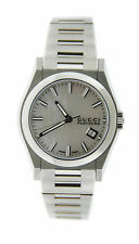 Gucci Pantheon Ladies Stainless Steel Watch YA115402