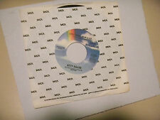 KITTY KALLEN Little Things Mean A Lot/ I Don't Think you Love Me Anymore MCA 45