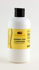 Thinning Hair Conditioner with Emu Oil 250ml, NATURAL and REHYDRATING