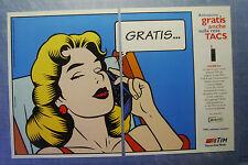 BELLEU997-PUBBLICITA'/ADVERTISING-1997- TIM - RETE TACS (versione A)