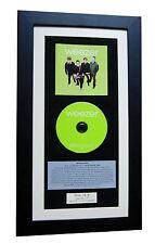 WEEZER Green Album CLASSIC CD Album GALLERY QUALITY FRAMED+EXPRESS GLOBAL SHIP