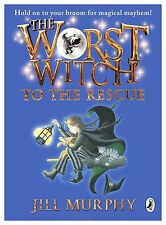 The Worst Witch Story Book - THE WORST WITCH TO THE RESCUE by Jill Murphy - NEW