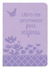 Libro de Promesas para Mujeres by Barbour Publishing Staff (2015, Paperback)