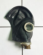 5pcs russian soviet black gas mask GP-5 only mask size  1 small halloween