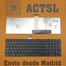 KEYBOARD SPANISH for Toshiba Satellite C50-A-157