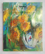 PHILLIPS SCOTLAND.20TH CENTURY PAINTINGS EXHIBITION CATALOGUE.DECEMBER 1990 5TH