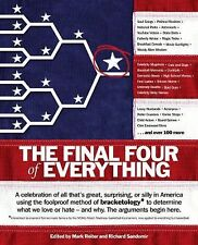 The Final Four of Everything  Paperback