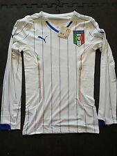 Maillot Puma Italie Italy ACTV 100% Player Issue Stock Pro AUTHENTIC RARE Size L