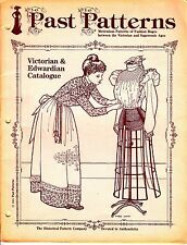 Past Patterns 1985 Historical Pattern Company Catalog Victorian Supersonic